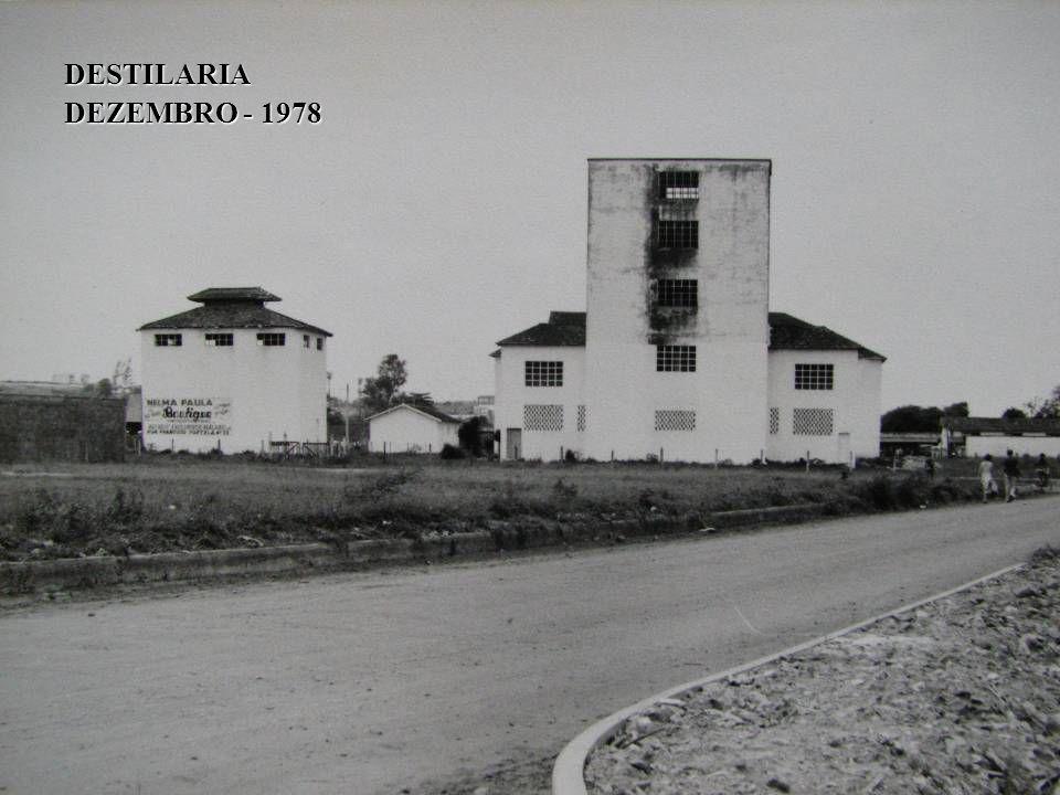 HOTEL CENTRAL – AV. RUI BARBOSA DEZEMBRO - 1978