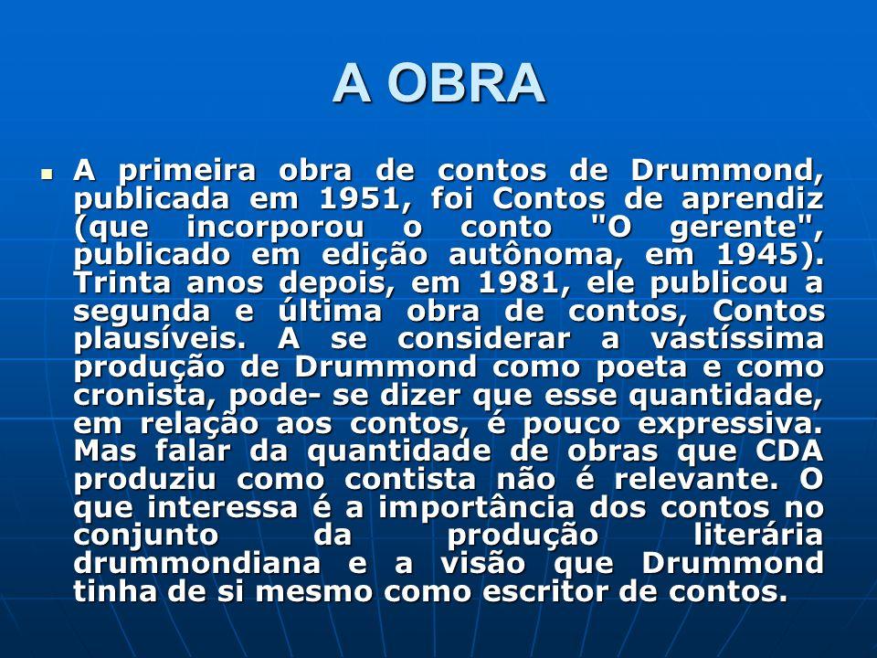O TÍTULO O título da primeira obra é significativo: o autor, proclamado e ovacionado como um dos maiores mestres da poesia modernista brasileira, autodenomina-se aprendiz.
