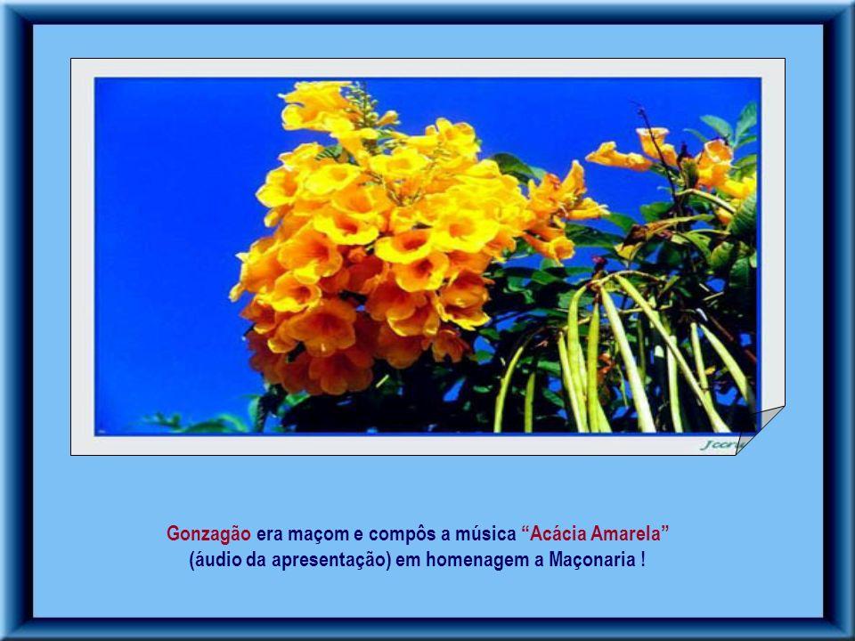 Dois meses antes da sua morte (2 de agosto de 1989) a gravadora do compositor... lançou o Forró do Gonzagão... foi sua despedida!