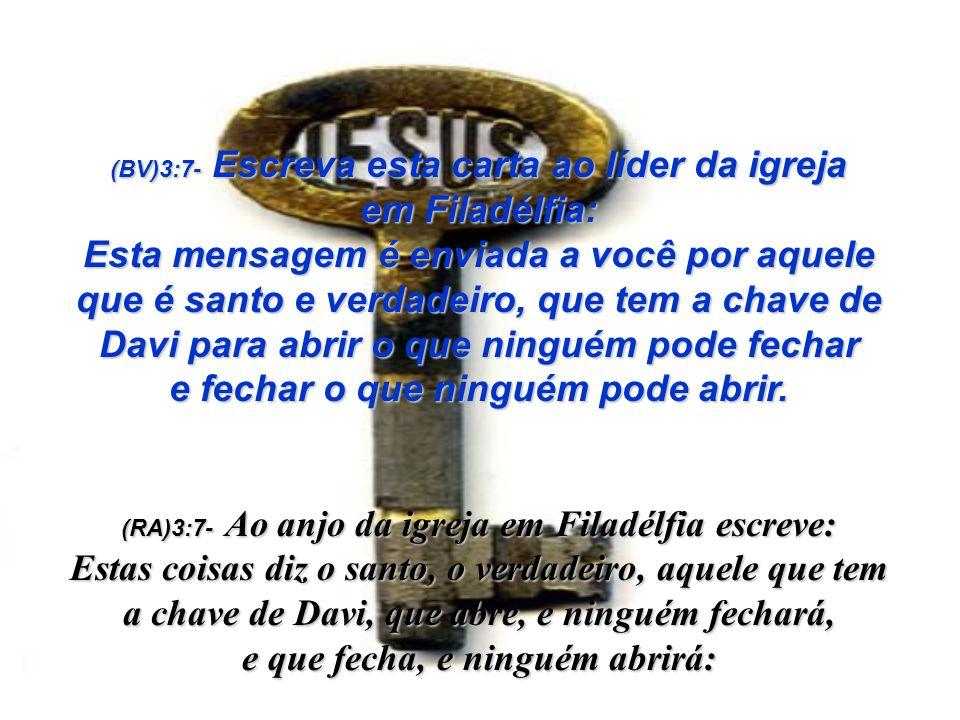 (BV)3:4- TODAVIA mesmo aí em Sardes alguns não mancharam suas roupas com a imundícia do mundo.
