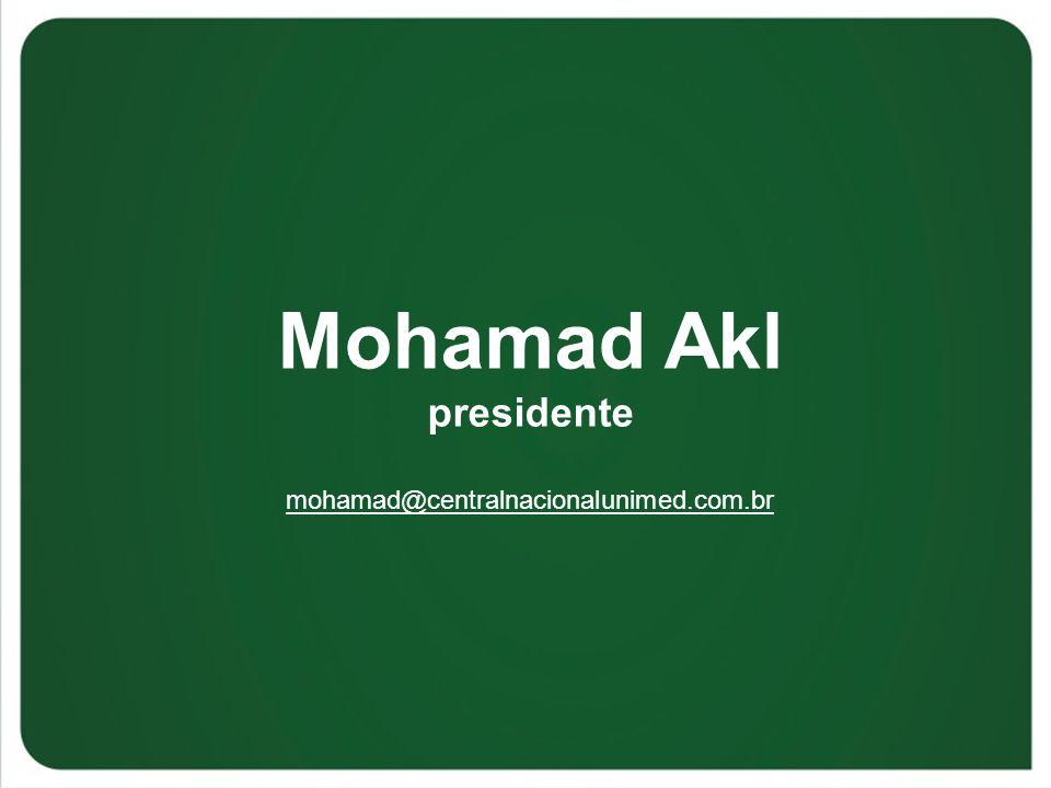 presidente mohamad@centralnacionalunimed.com.br