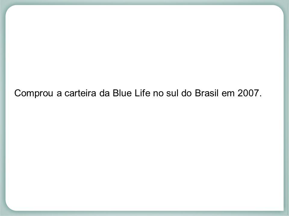 Comprou a carteira da Blue Life no sul do Brasil em 2007.
