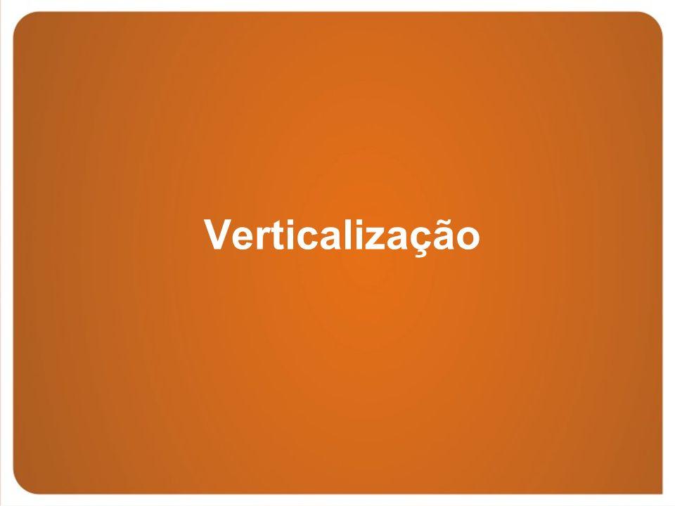 Verticalização