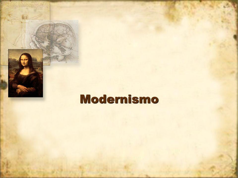 ModernismoModernismo