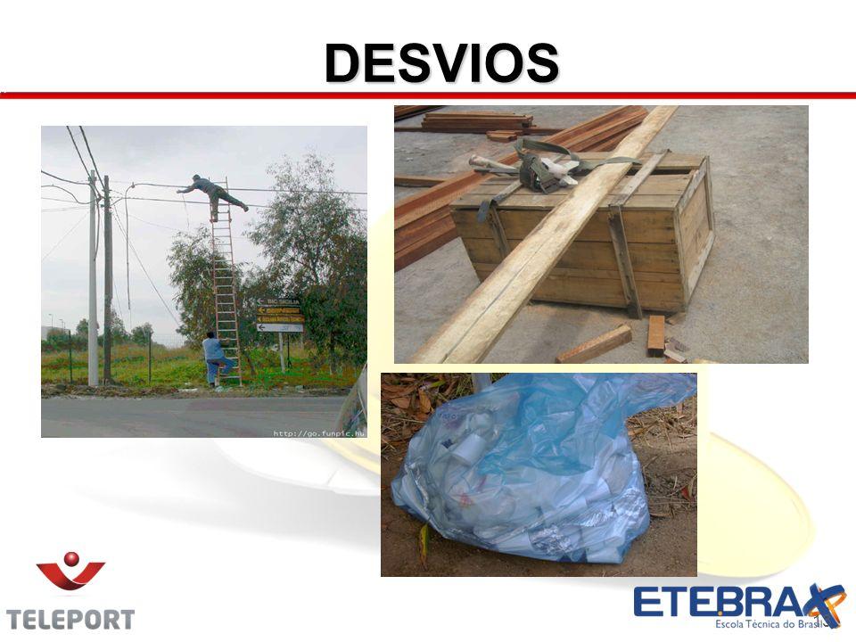 DESVIOS 13