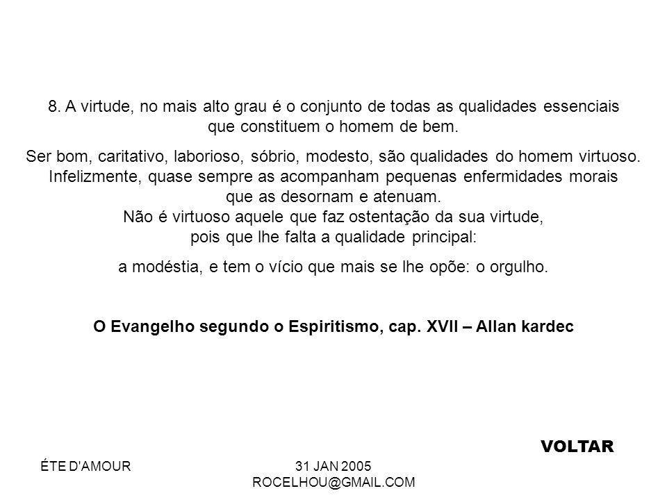 ÉTE D AMOUR31 JAN 2005 ROCELHOU@GMAIL.COM Segundo Pitágoras (...