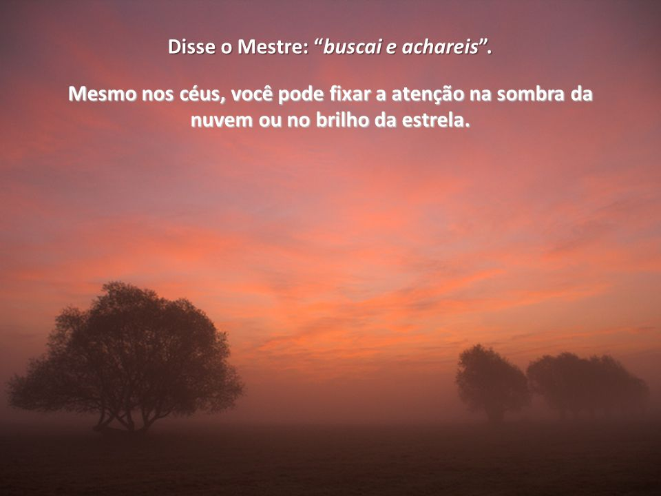 Texto: André Luiz.Assim falou Jesus. In: Xavier, Francisco C., Vieira, Waldo.
