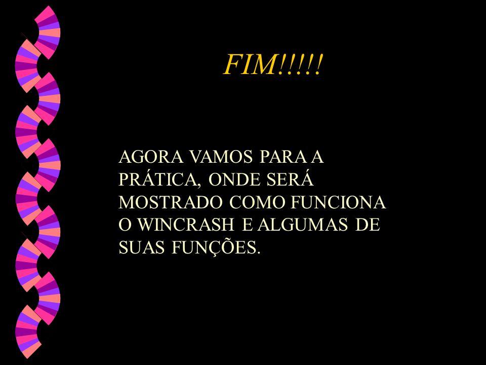FIM!!!!.