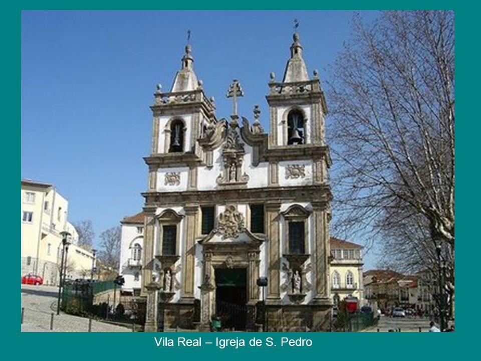 Vila Real - Sé