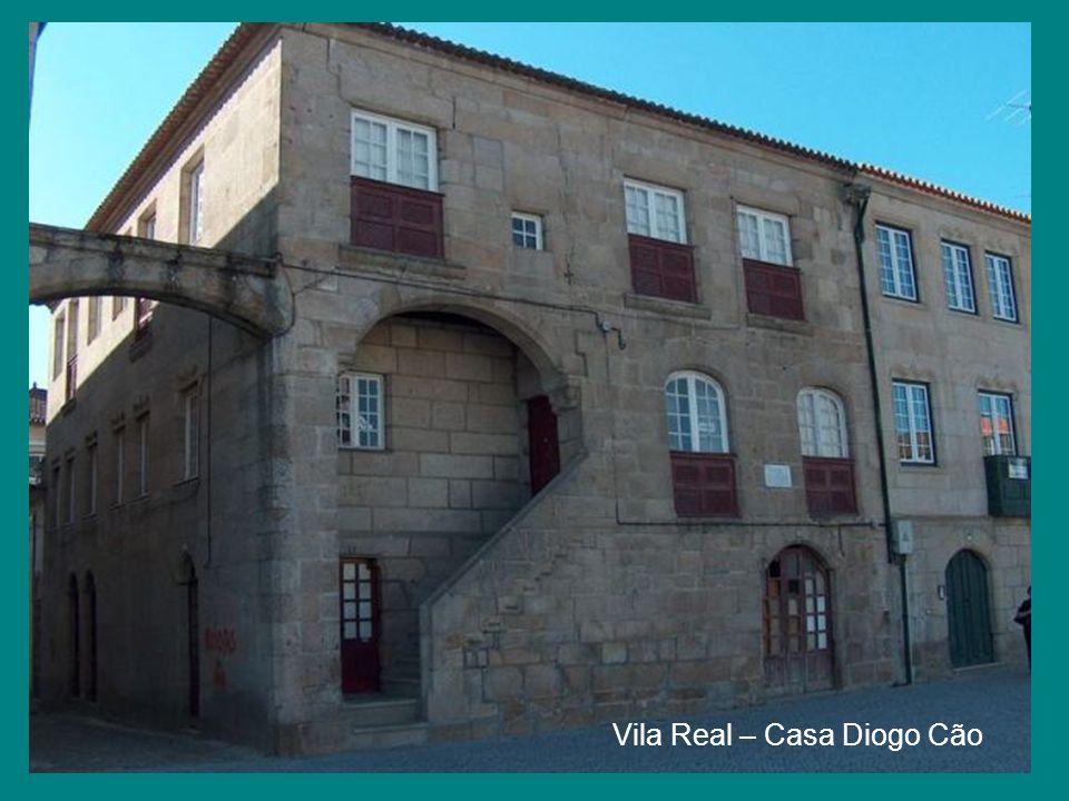 Vila Real Universidade de Trás-os-Montes e Alto Douro