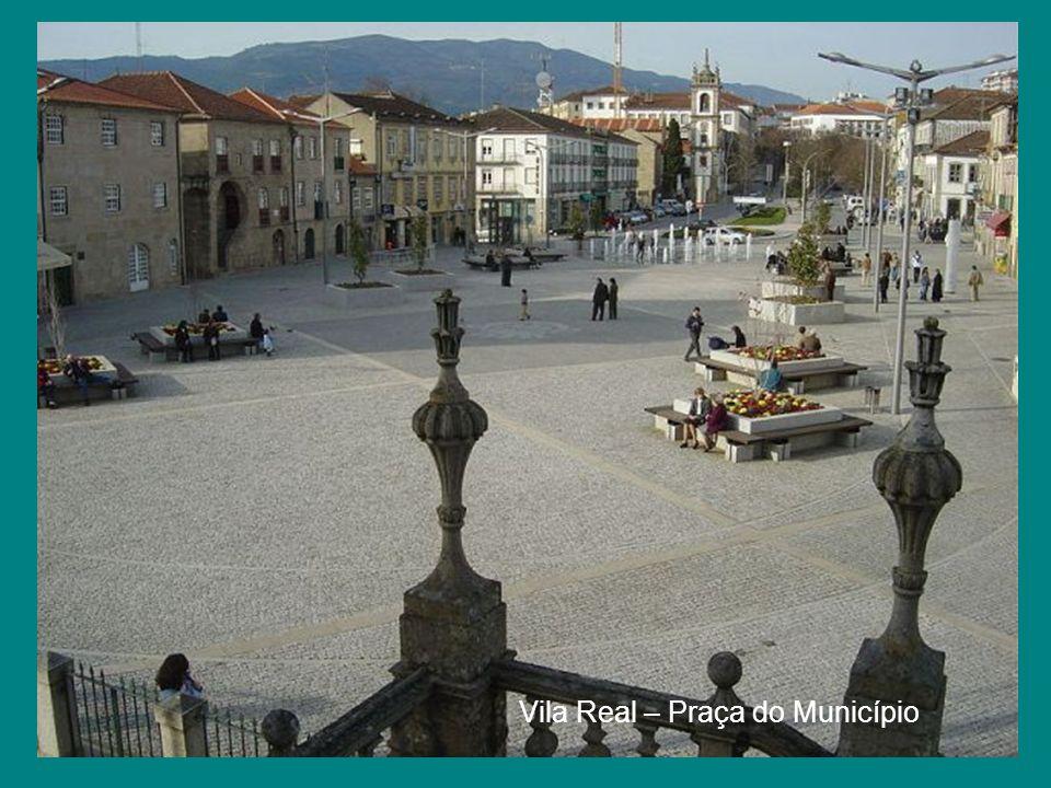 Vila Real – casco antigo