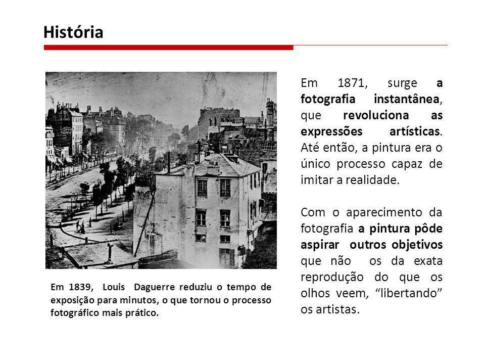 O lançamento da Leica - primeira maquina fotográfica miniaturizada de precisão-, em 1925 e a criação do filme fotográfico colorido, em 1936, estabelecem as últimas fronteiras para a nova linguagem.