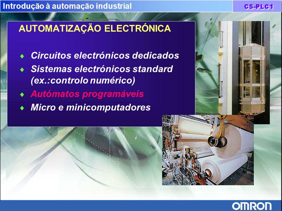 Iniciação à programação de autómatos EXERCÍCIO 5 EXERCÍCIO 5 Descrição do pretendido: As peças são agora sujeitas a inspecção visual pelo operador.