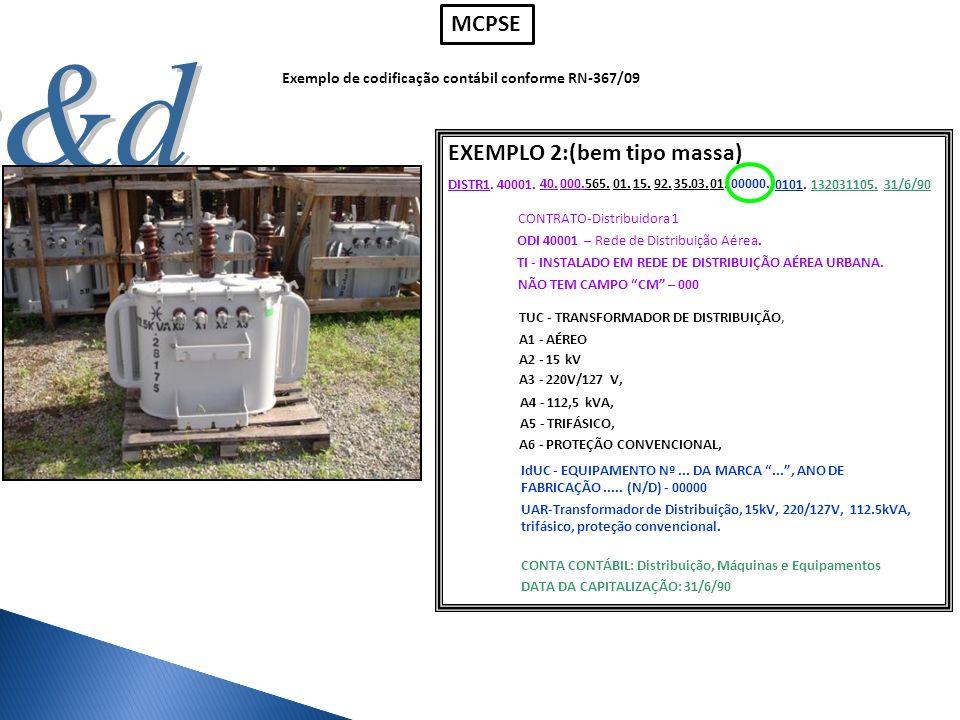 TUC - TRANSFORMADOR DE DISTRIBUIÇÃO, 40001. 40. 000. 565.15. 35. 03. 01.00000. A2 - 15 kV A3 - 220V/127 V, A4 - 112,5 kVA, A5 - TRIFÁSICO, A6 - PROTEÇ
