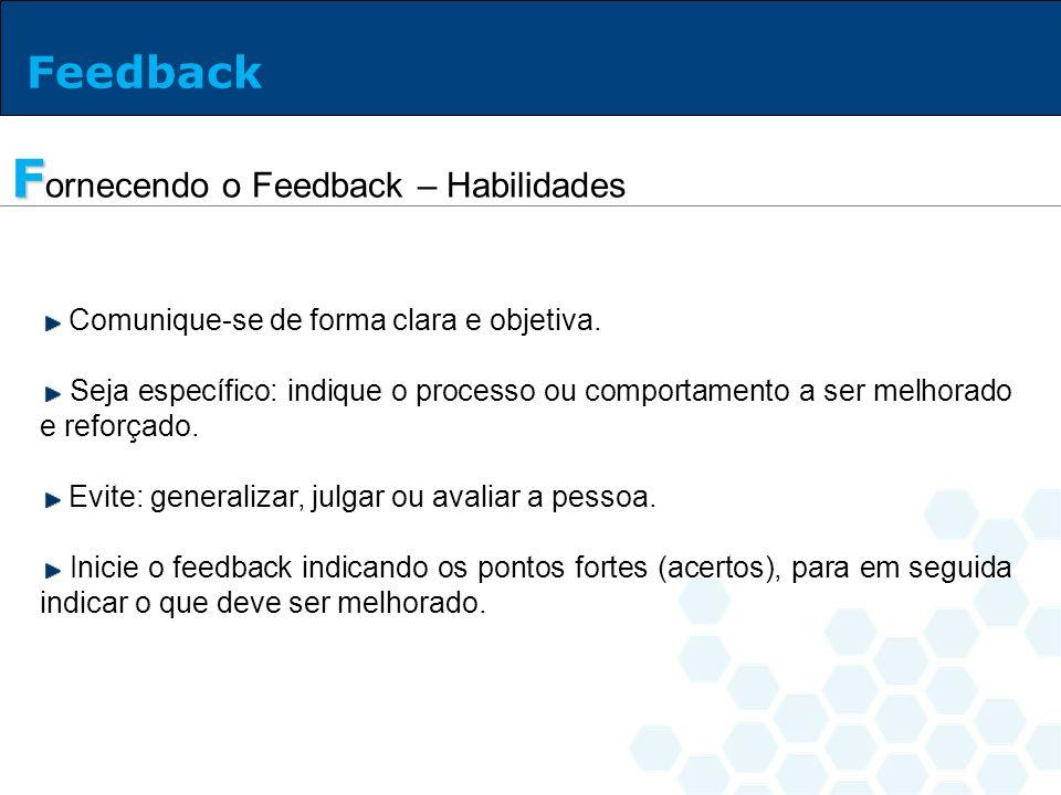 Antes de dar um feedback: questione sobre o tipo de reação que você deseja provocar na pessoa e caso queira, faça algumas anotações sobre os principais pontos que serão tratados.