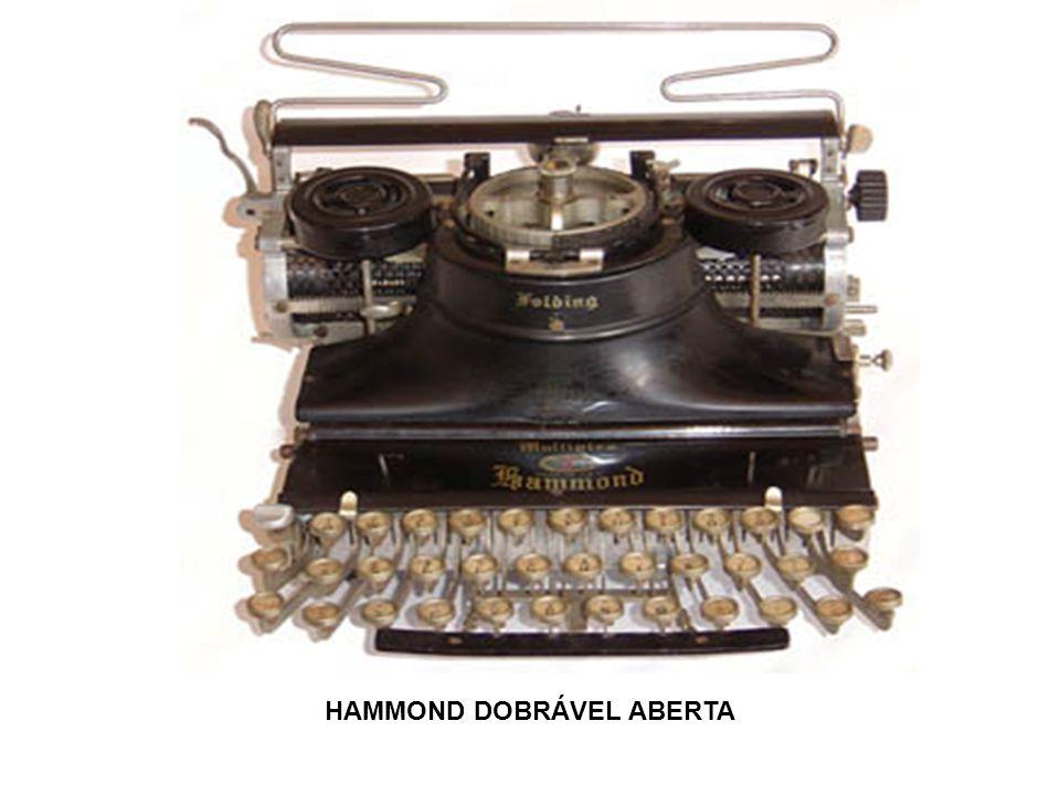 HAMMOND DOBRÁVEL ABERTA