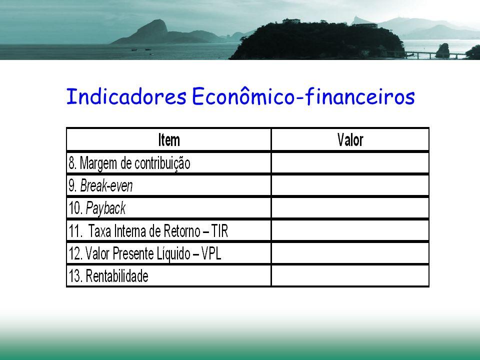 7/5/201414 Indicadores Econômico-financeiros