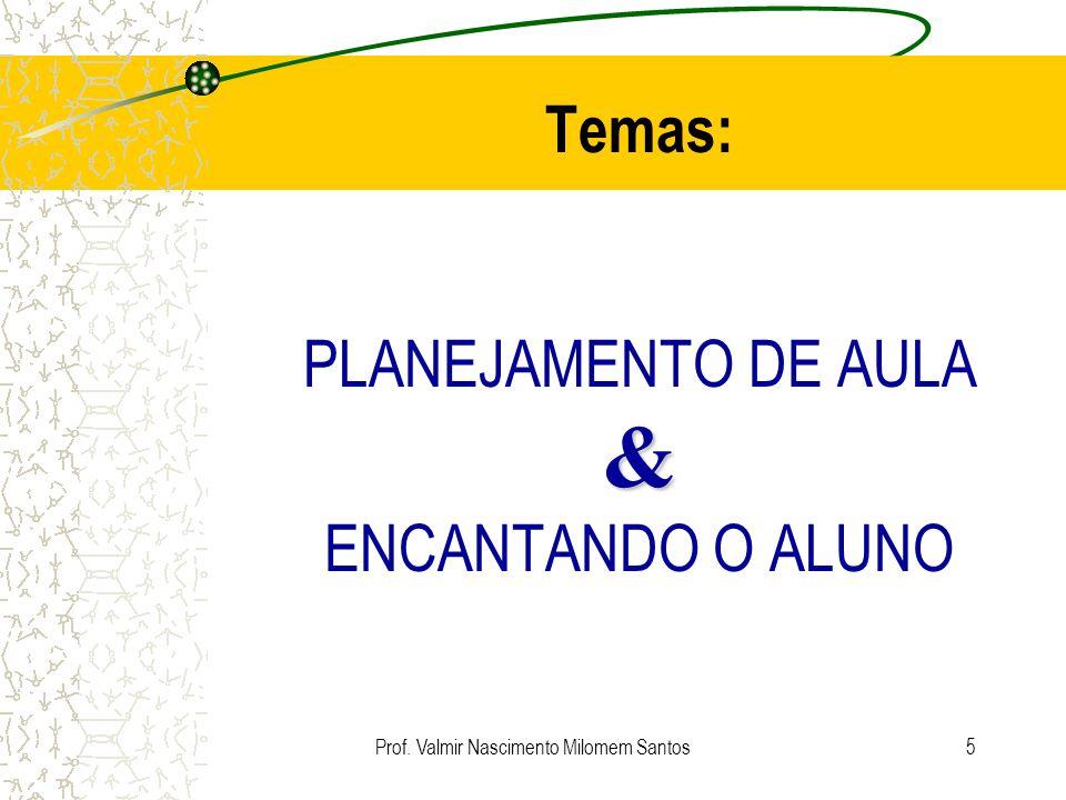 Prof. Valmir Nascimento Milomem Santos4 Abrindo a porta da Palavra Orando também juntamente por nós, abra a porta da palavra para que Deus nos abra a