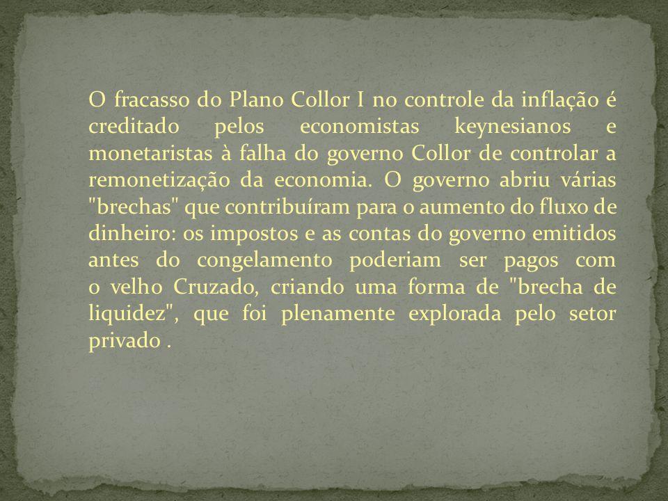 Plano Marcílio Em 10 de maio de 1991, Zélia foi substituída no Ministério da Fazenda por Marcílio Marques Moreira, um economista formado pela Georgetown University que era embaixador do Brasil nos Estados Unidos na época de sua nomeação.