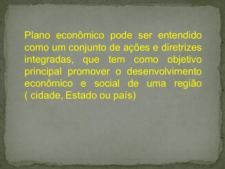 Plano SALTE (Governo Eurico Gaspar Dutra - 1946 / 1951) Plano de Metas (Governo Juscelino Kubitschek .
