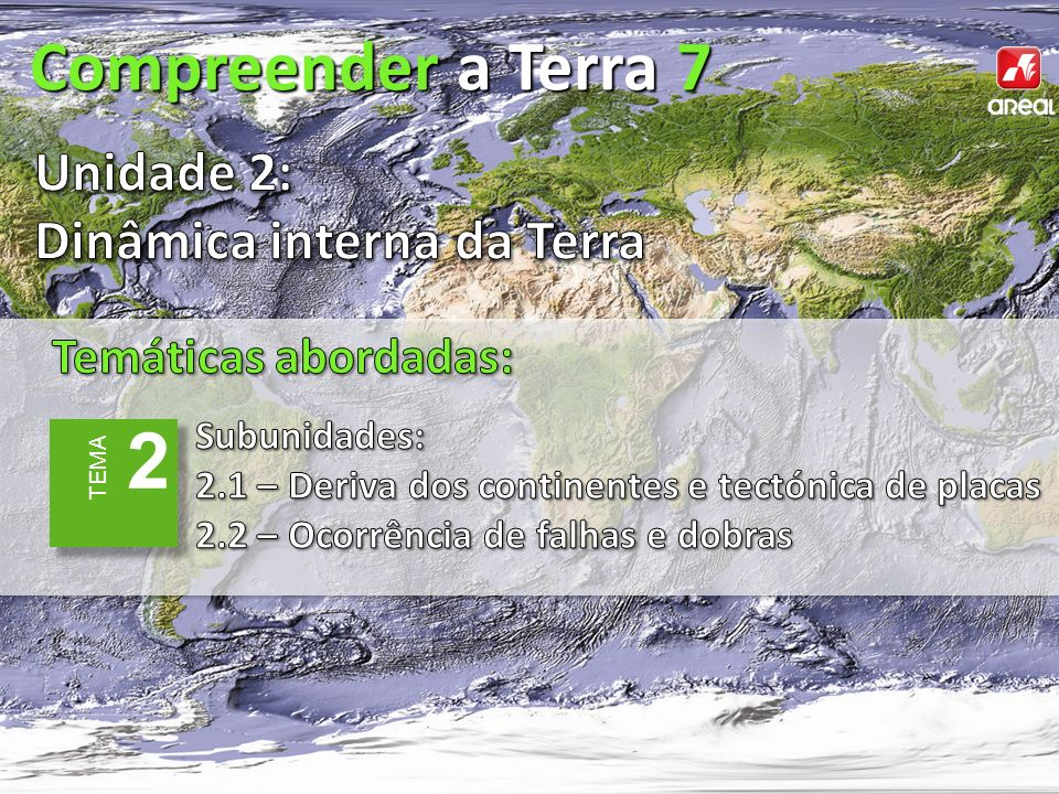 Compreender a Terra 7