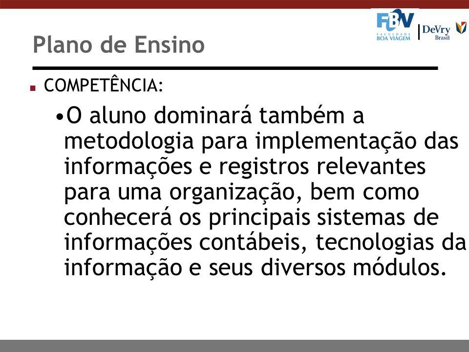 Sistemas de Informação Contábil n Em que cenário vivemos hoje.
