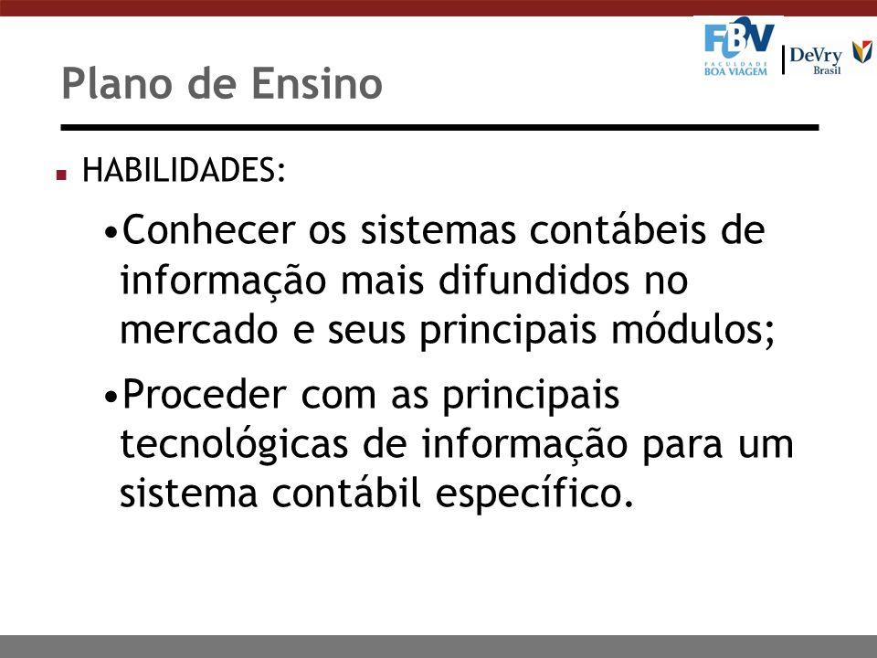 Sistemas de Informação Contábil n É necessário eficiência apenas na produção dos recursos produzidos.