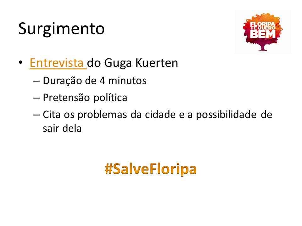 Mobilização dos diversos segmentos da sociedade: cidadãos, gestores públicos e organizações Todos por uma causa: tornar Florianópolis uma cidade melhor, mais solidária e sustentável.