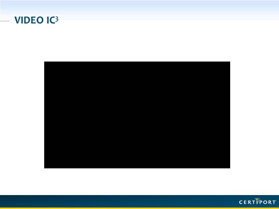 VIDEO IC 3