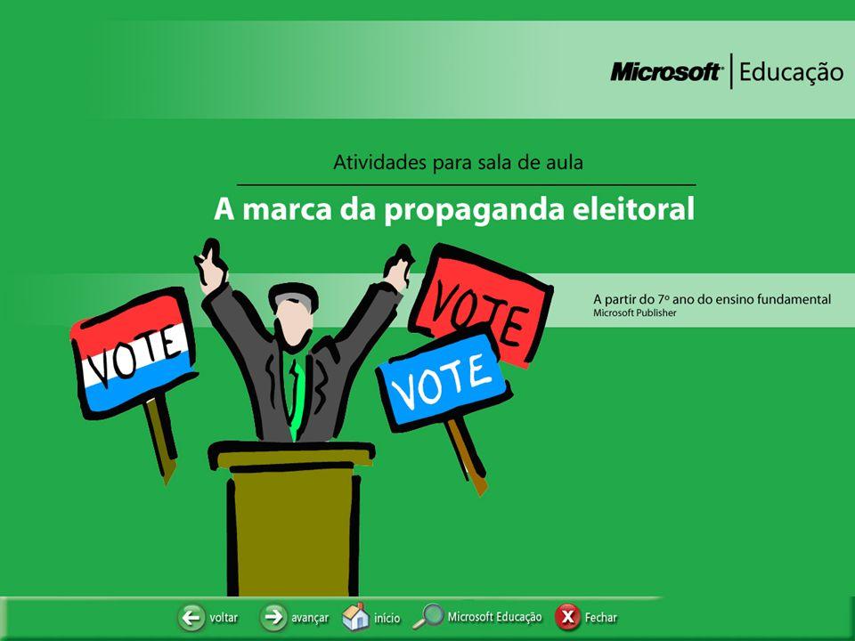 A Marca da Propaganda Eleitoral