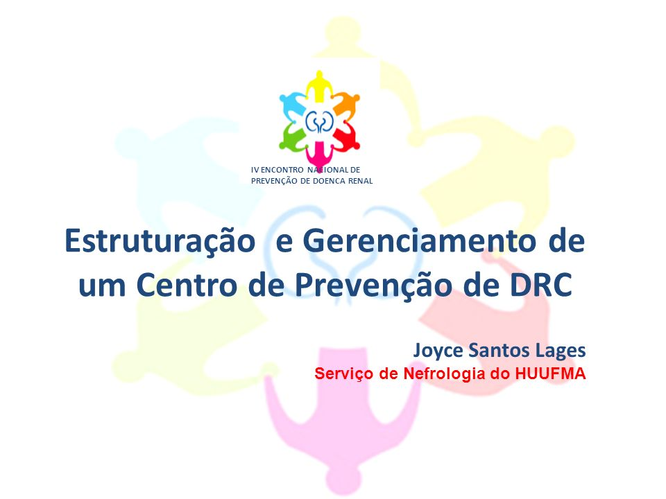 Epidemiologia da Doença Renal Crônica na Infância no Brasil e Oportunidades para Prevenção na Infância – o que podemos fazer e o que estamos fazendo.