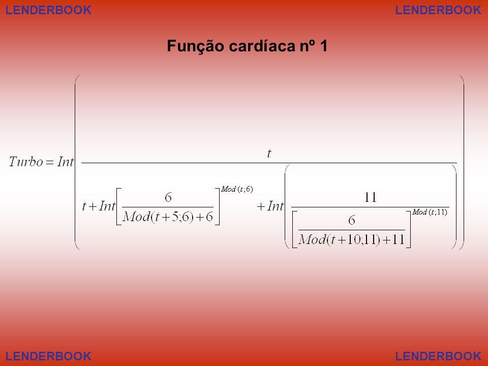 Função cardíaca nº 1 LENDERBOOK