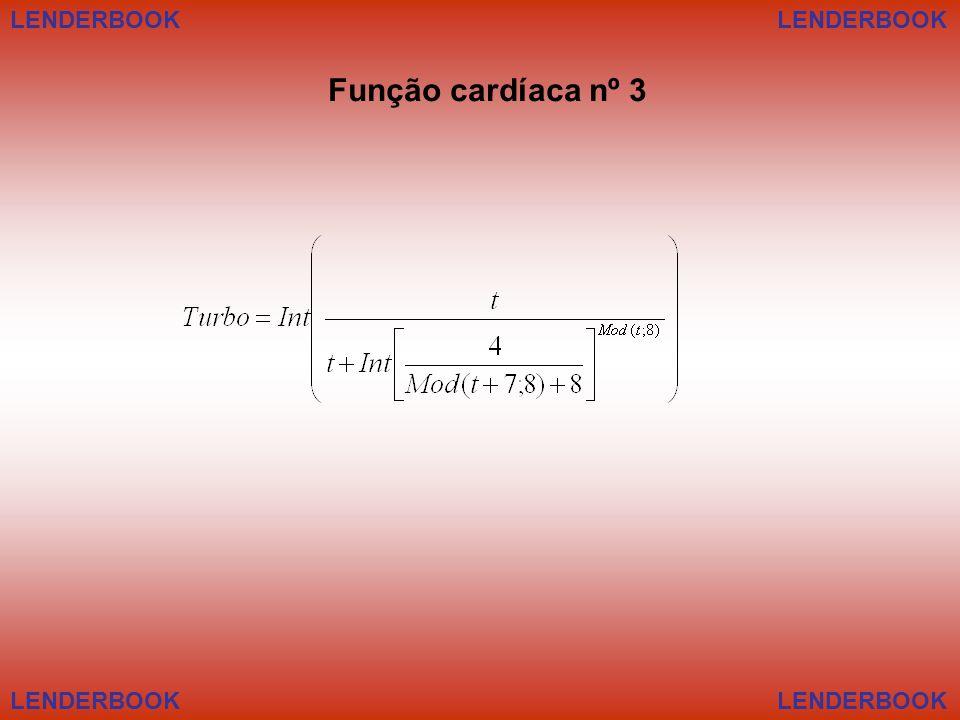 Função cardíaca nº 3 LENDERBOOK