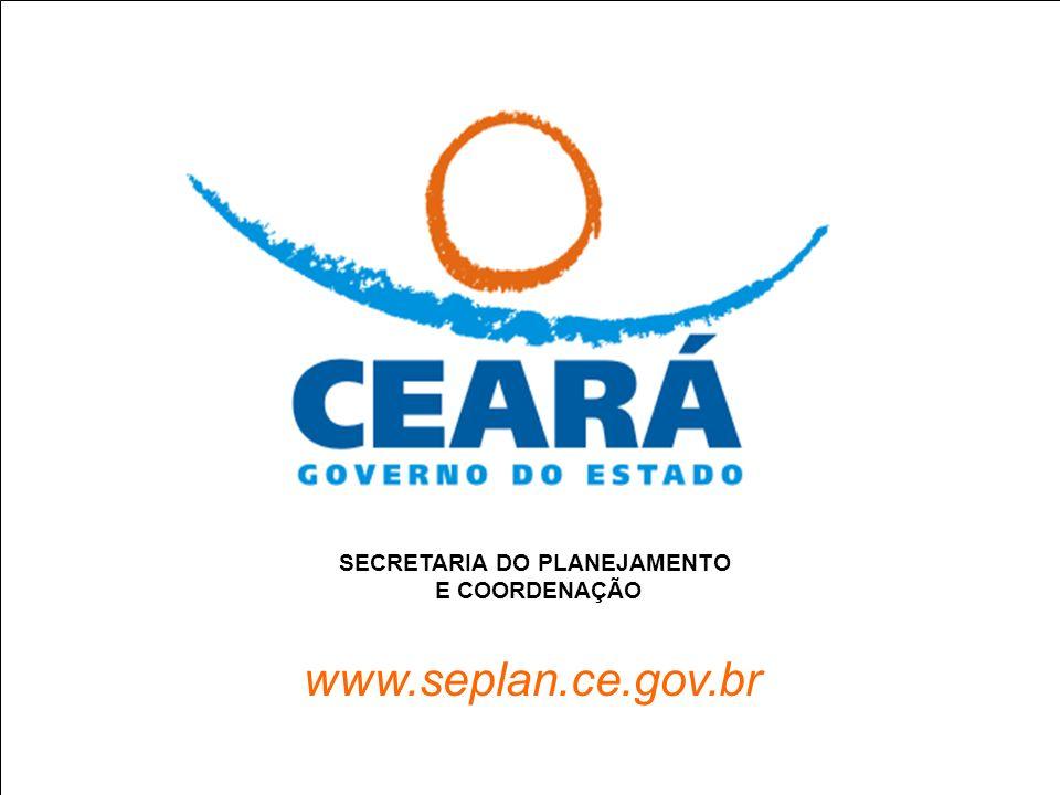 - SIAP 2006 - BÁSICO SECRETARIA DO PLANEJAMENTO E COORDENAÇÃO www.seplan.ce.gov.br