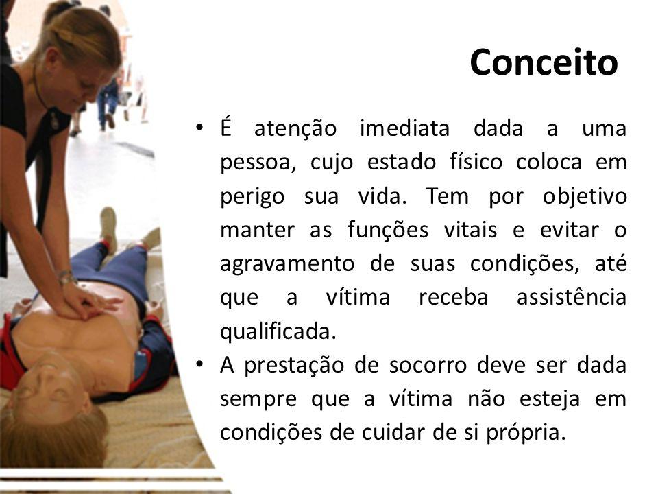 Noções de Primeiros Socorros Gardênia Luiza Messias Almeida