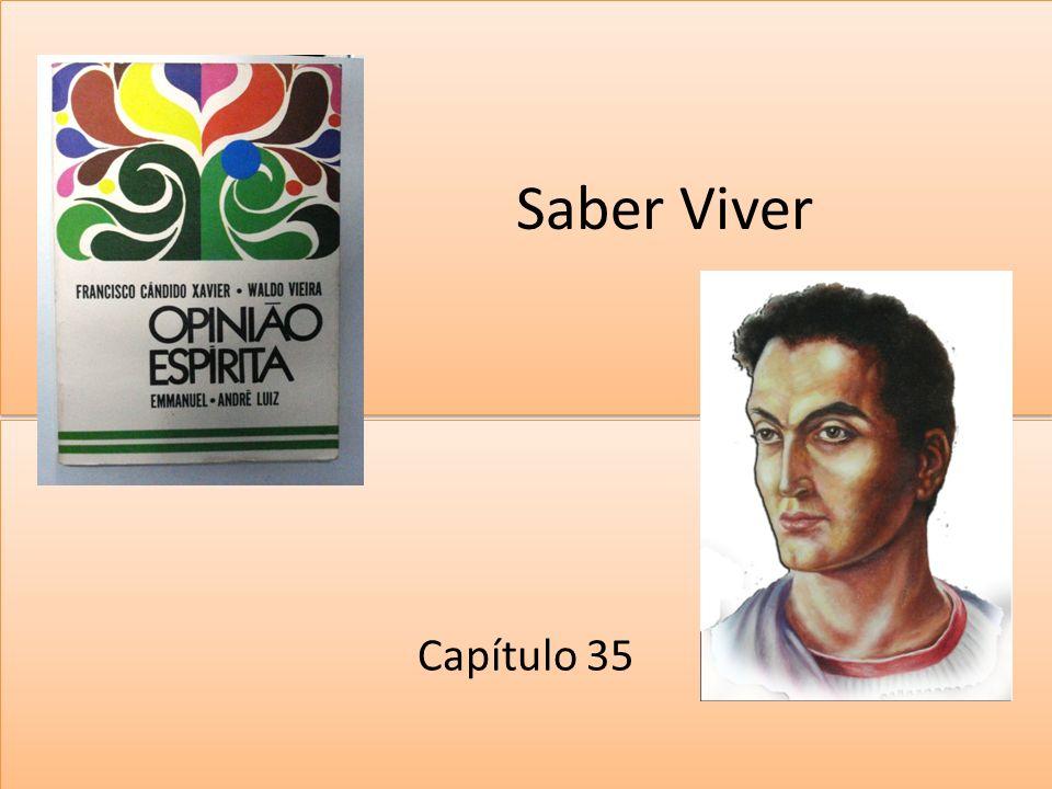 Saber Viver Capítulo 35