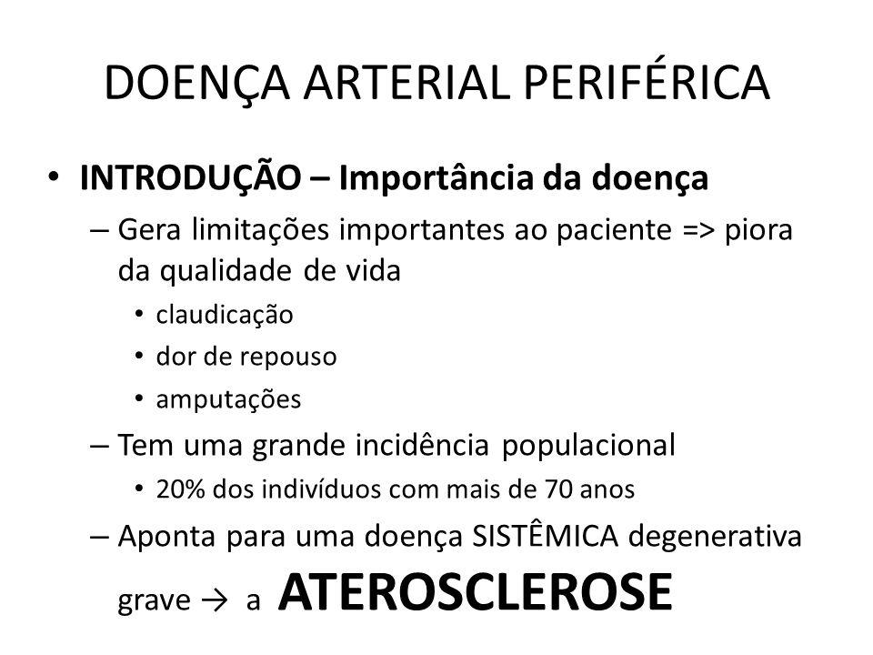 DIAGNÓSTICO – Arterites (TAO, Takayasu) – Ergotismo – Displasia fibromuscular