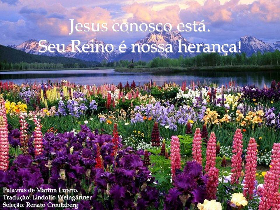 Vivemos rodeados da bênção de Deus, e não nos damos conta disso.