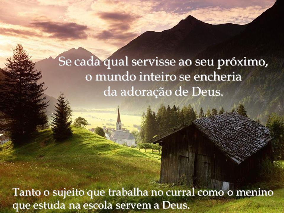 A Palavra bem pode existir sem a Igreja, mas a Igreja não existe sem a Palavra.