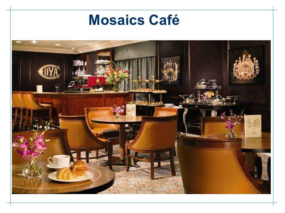 Mosaics Café