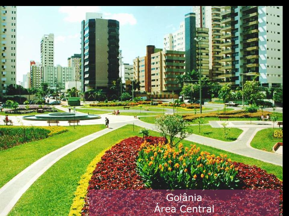 Qualidade de vida Qualidade de vida O maior índice de área verde Com 0,8 árvore e 94 metros quadrados de matas por habitante, Goiânia é a cidade com a