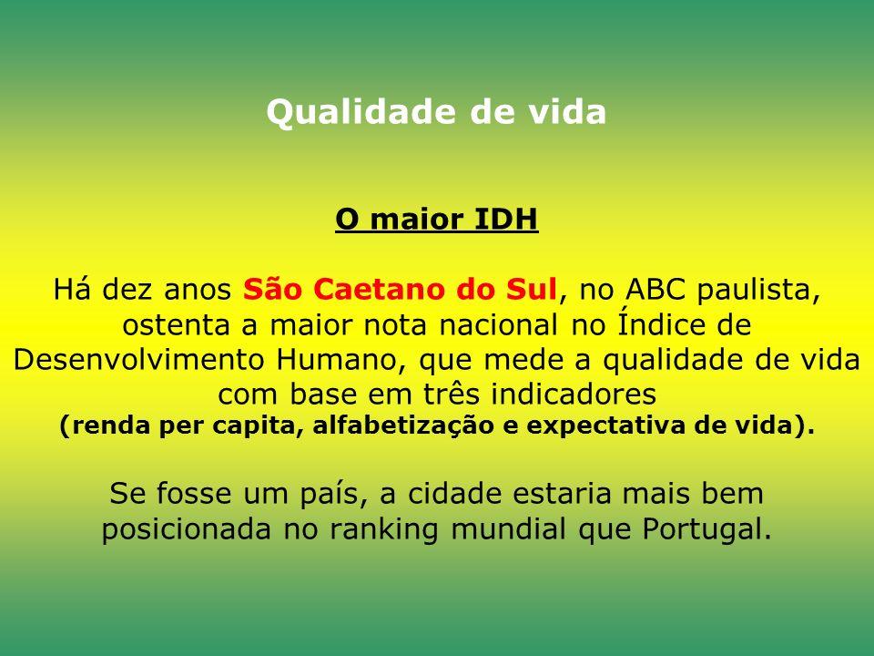 Janaúba Saúde A menor mortalidade infantil Janaúba está situada em uma das regiões mais pobres de Minas Gerais, mas registra apenas 4,1 óbitos por cada 1 000 nascidos.