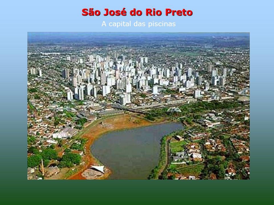 São José do Rio Preto Estilo de vida A capital das piscinas São José do Rio Preto bate de longe Brasília na proporção de piscinas por habitantes. A ci