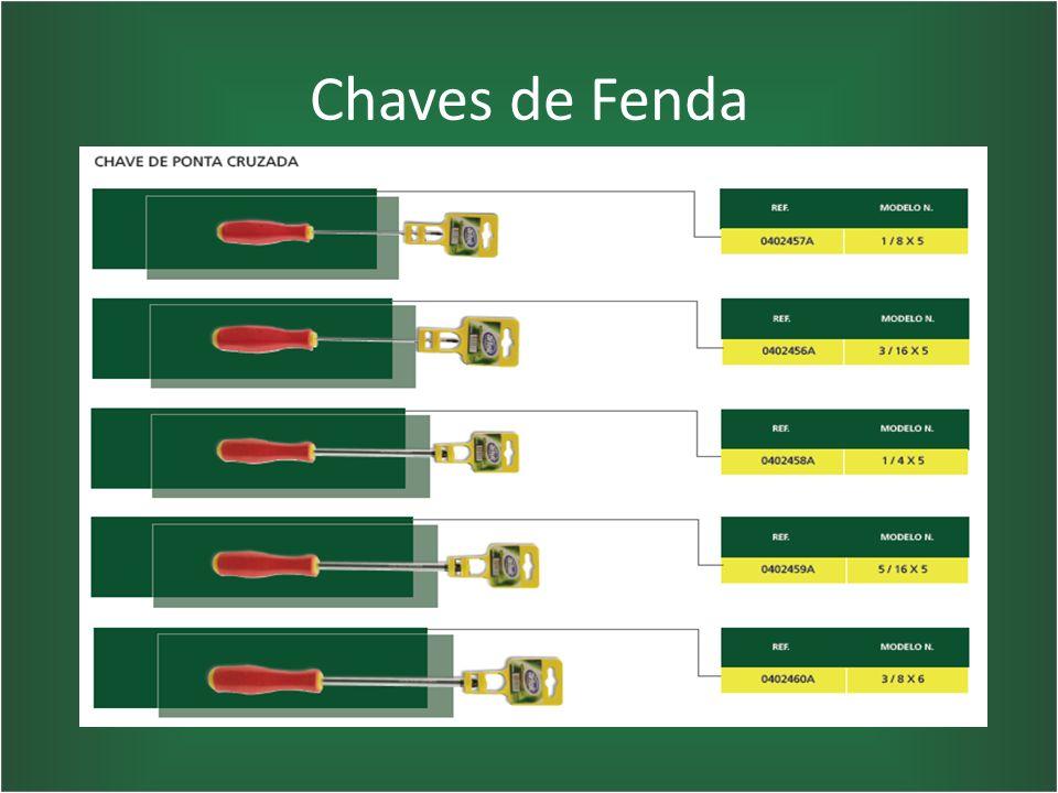 Chaves de Fenda