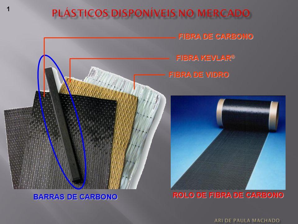 BARRAS DE CARBONO FIBRA KEVLAR ® FIBRA DE VIDRO FIBRA DE CARBONO ROLO DE FIBRA DE CARBONO 1
