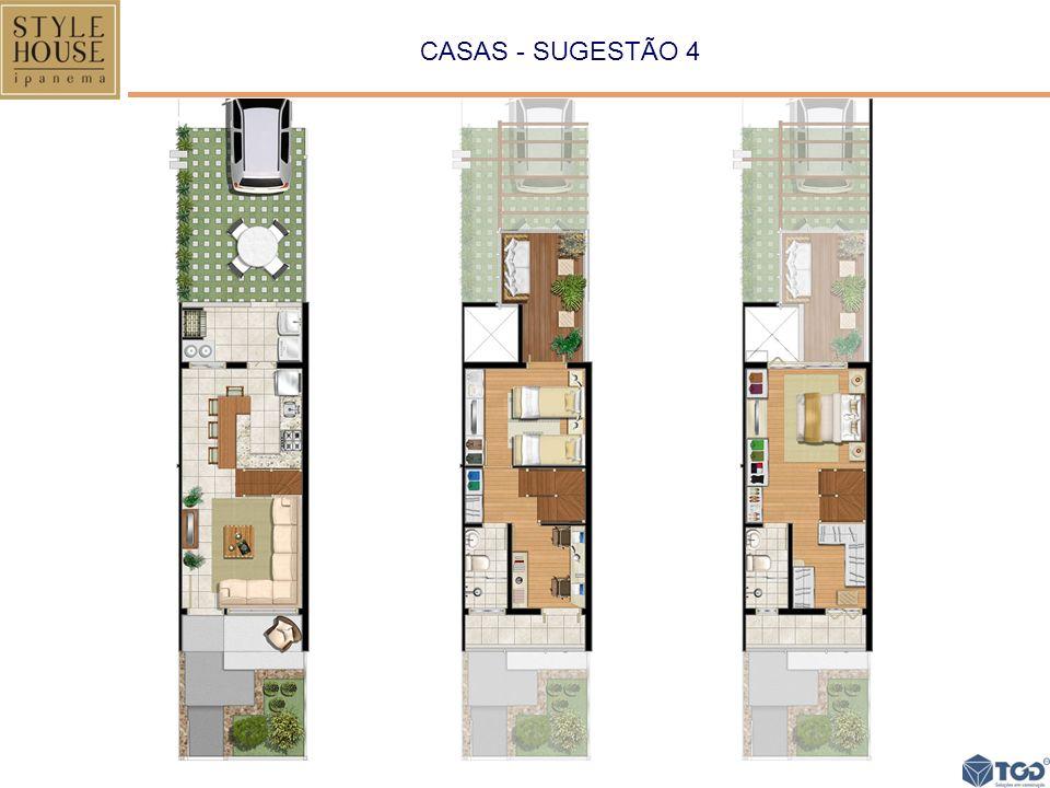 CASAS - SUGESTÃO 4