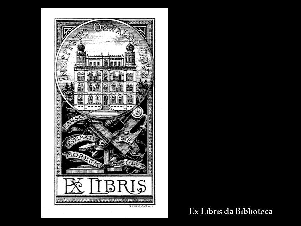 Ex Libris da Biblioteca