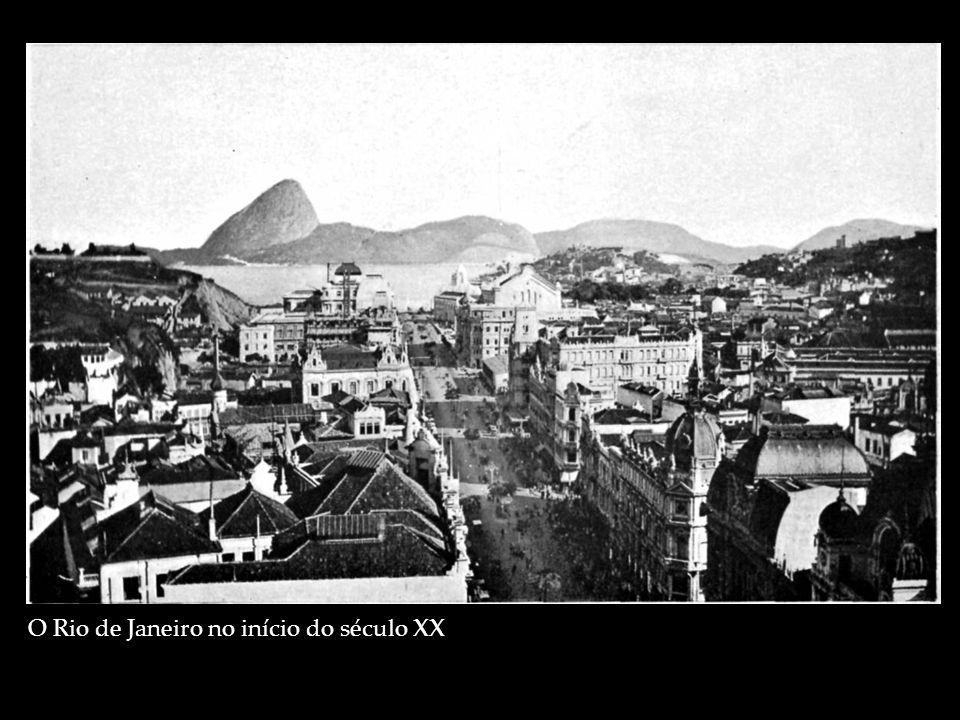 O Rio de Janeiro no início do século XX