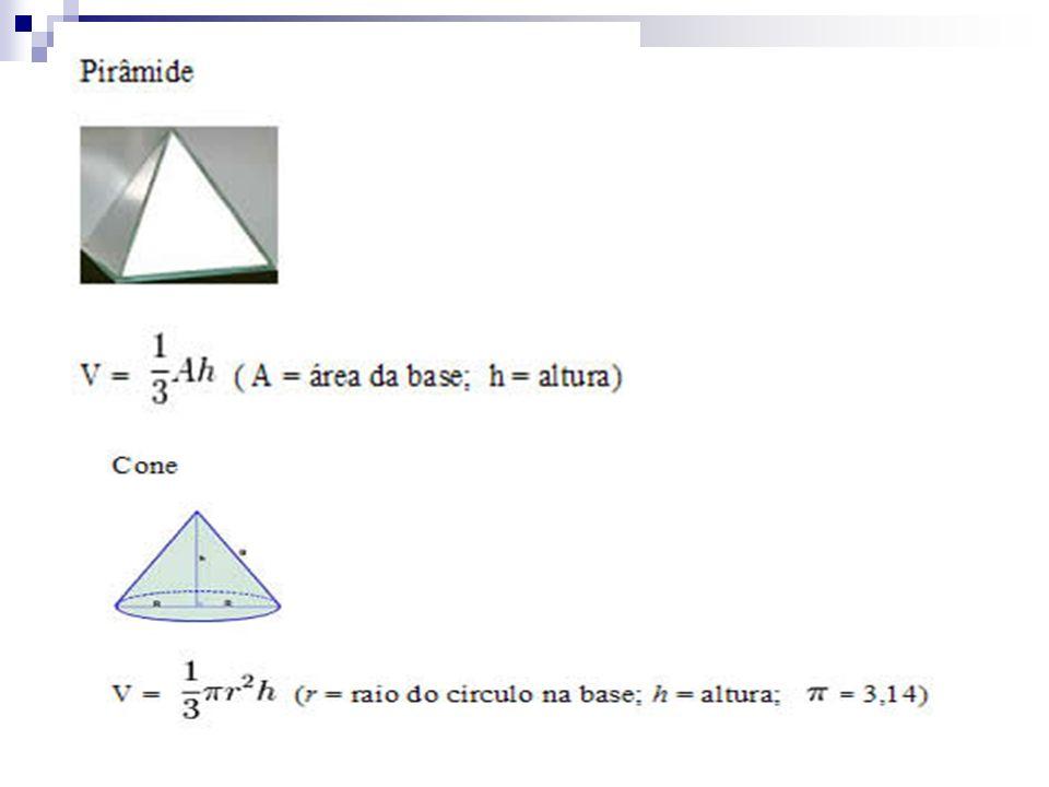 (pág.30) 3) O perímetro de uma das face de um cubo é 1 dam.