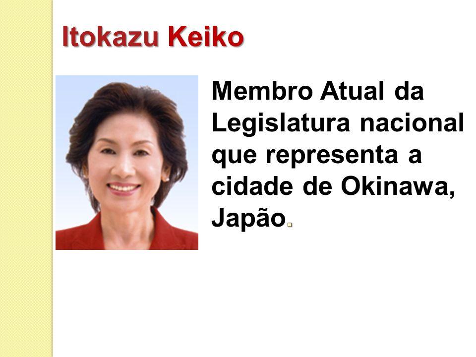 Itokazu Keiko